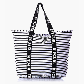 Сумка женская Rip Curl Standard Tote Essentials White/Black