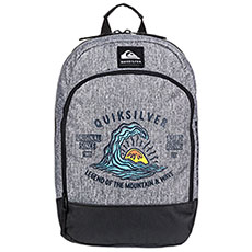 Рюкзак городской QUIKSILVER Chompine Light Grey Heather-8652-40