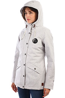 Куртка утепленная женская Rip Curl Anti Series Tide Jacket Sea Salt