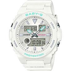 Электронные часы Casio Baby-g bax-100-7aer White