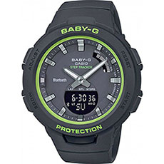 Электронные часы Casio Baby-g bsa-b100sc-1aer Dark Grey