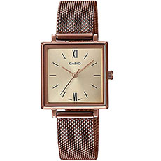 Кварцевые часы Casio Collection Ltp-e155mr-9bef Bronze