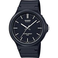 Кварцевые часы Casio Collection mw-240-1evef Black