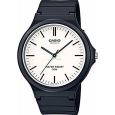 Кварцевые часы Casio Collection mw-240-7evef Black