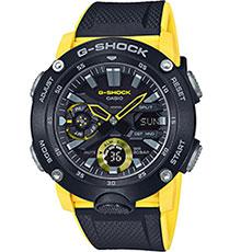 Электронные часы Casio G-Shock Ga-2000-1a9er Black/Yellow