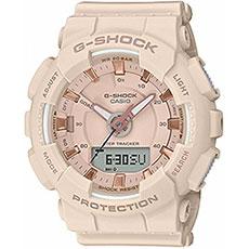 Кварцевые часы женские Casio G-Shock gma-s130pa-4aer Pink