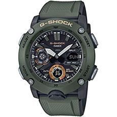 Кварцевые часы Casio G-Shock ga-2000-3aer Green