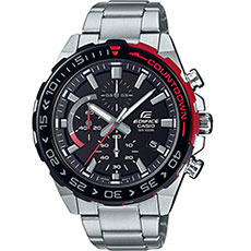 Кварцевые часы Casio Edifice efr-566db-1avuef Grey