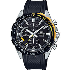 Кварцевые часы Casio Edifice efr-566pb-1avuef Black