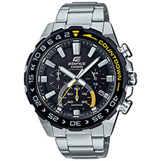 Кварцевые часы Casio Edifice efs-s550db-1avuef Black/Grey