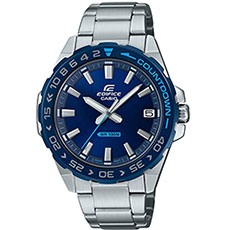 Кварцевые часы Casio Edifice efv-120db-2avuef Blue/Grey