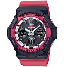 Кварцевые часы Casio G-Shock gaw-100rb-1aer Black/Pink