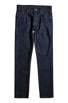 Узкие детские джинсы Distorsion Rinse 8-16 Quiksilver
