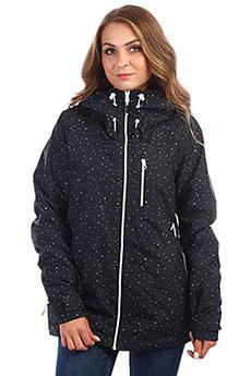 Куртка утепленная женская WearColour Cake Jacket Black Galaxy