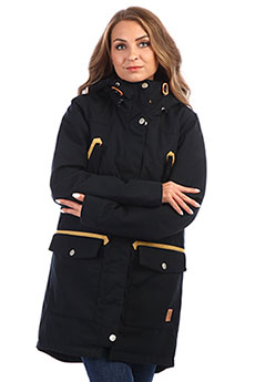 Куртка парка WearColour Range Parka Black