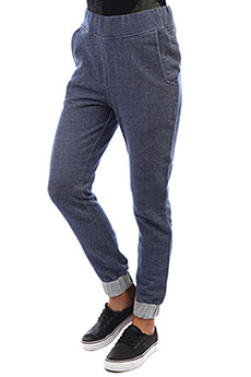 Штаны спортивные женские WearColour Lap Pant Denim Blue