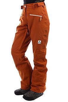 Штаны сноубордические женские WearColour Cork Pant Adobe