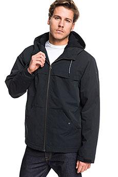 Куртка зимняя QUIKSILVER Waitingperiod Black