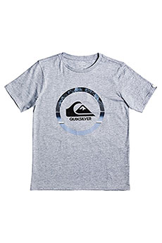 Футболка QUIKSILVER Snakedrssythii Athletic Heather-8652-62