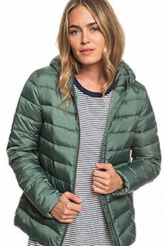 Куртка зимняя женская Roxy Rock Peak Lily Pad