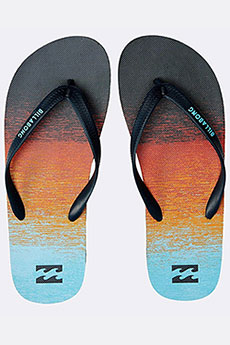 Вьетнамки Billabong Tides 73 Stripes Orange