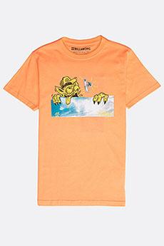 Футболка детская Billabong Psyko Air Boy Cantaloupe
