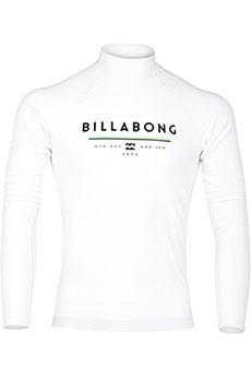 Гидрофутболка Billabong Плавания Unity Ls White