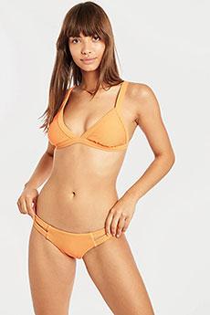 Бюстгальтер женский Billabong Tanlines Fixed Tri Mandarin
