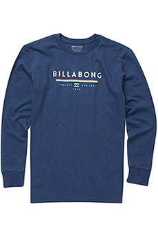 Гидрофутболка Billabong Unity Ls Navy