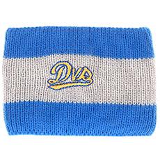Напульсники DVS Logo Blue/Grey