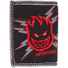Кошелек Spitfire Logo Black