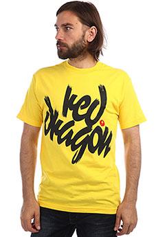 Футболка RDS Strollers Yellow