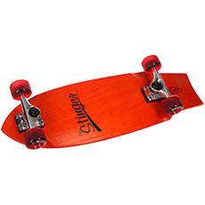 Скейт мини круизер Skate Designs The Stinger Orange 8.75 x 27.25 (69 см)
