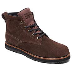 Ботинки высокие QUIKSILVER Gart Brown/Black