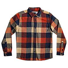 Рубашка в клетку детская QUIKSILVER Motherflyflanny Brick Motherfl