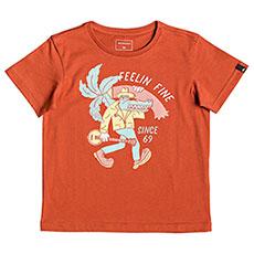 Детская QUIKSILVER футболка Lator Gator