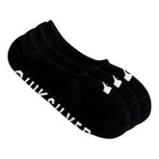 Комплект носков QUIKSILVER 3linerpack Black