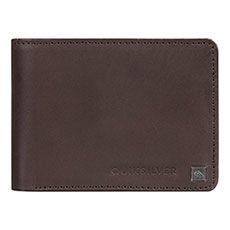 Кошелек QUIKSILVER Mackix Chocolate Brown