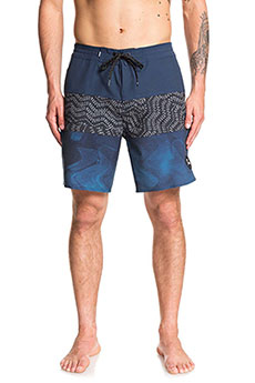 Шорты QUIKSILVER Washedbeach18 Crystal Teal