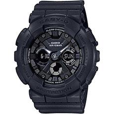 Кварцевые часы женские Casio G-Shock Baby-g Ba-130-1aer Black