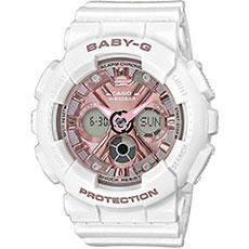 Кварцевые часы Casio G-Shock Baby-g Ba-130-7a1er White
