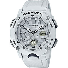 Кварцевые часы Casio G-Shock Ga-2000s-7aer White
