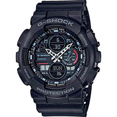 Кварцевые часы Casio G-Shock Ga-140-1a1er Black