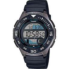 Электронные часы Casio Collection Ws-1100h-1avef Grey/Black