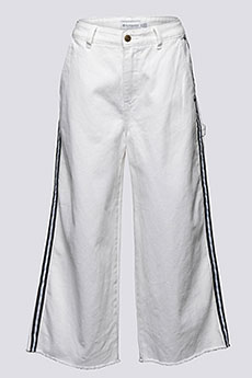 Джинсы широкие женские Element Favorite Pant Bright White