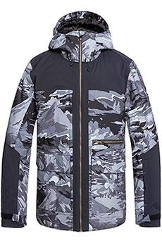 Куртка утепленная QUIKSILVER Arrow Wood Jk Black Snowscene