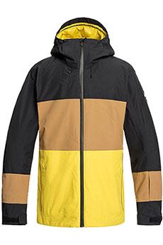 Куртка утепленная QUIKSILVER Sycamore Jk Black
