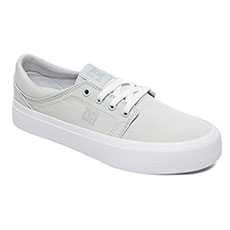 Кеды низкие женские DC Shoes Trase Tx Grey/White