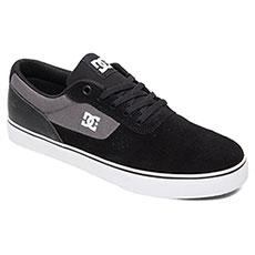 Кеды низкие DC Shoes Switch Grey/White
