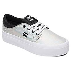 Кеды низкие женские DC Shoes Traseplatfrm Se Msl